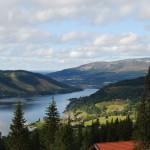 Åresjön och sommar