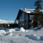 Huset mot Åreskutan